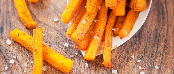 Les frites de citrouille de marmiton.org