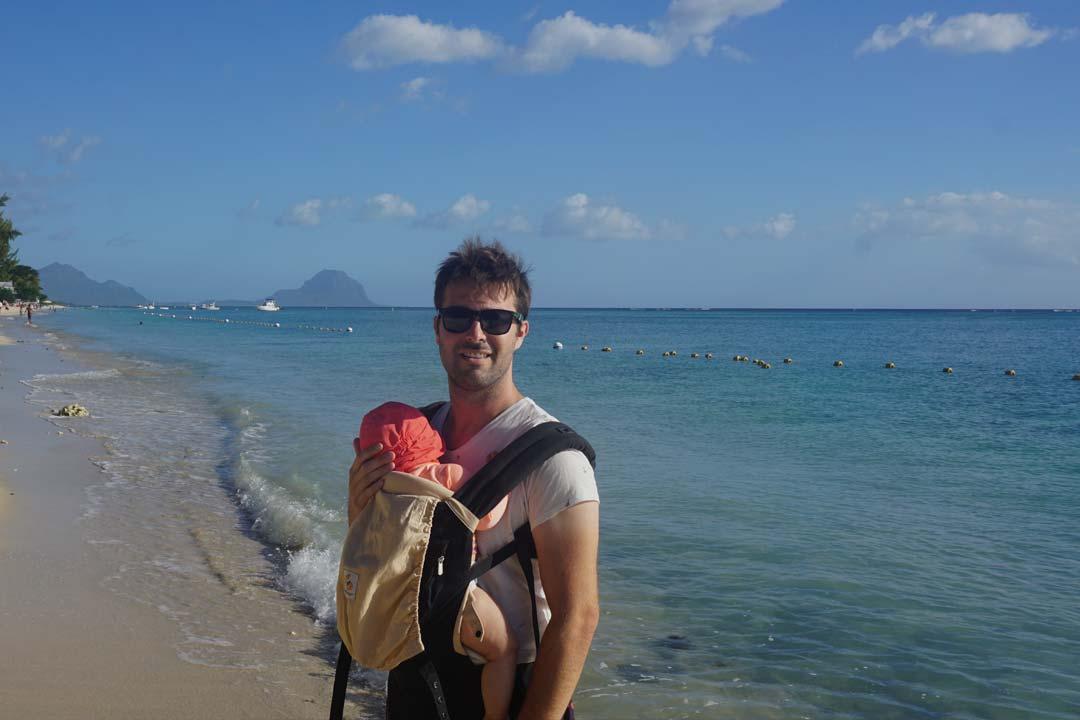 Voyage : L'île Maurice avec un bébé de 8 mois