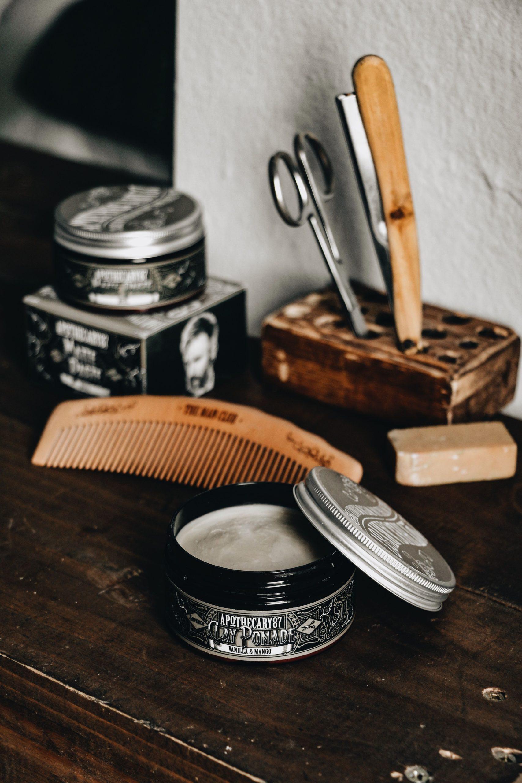 Garder une barbe propre et douce