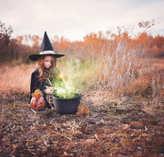 8 activités amusantes à faire avec vos enfants pour Halloween